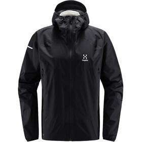Haglöfs L.I.M Proof Multi Jacket Men true black